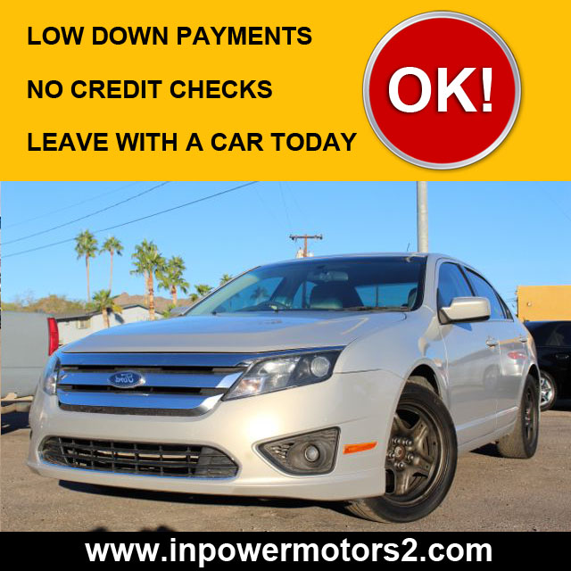 Bad Credit Car Dealerships >> 500 Down Used Cars Phoenix | Buy Here Pay Here - In Power Motors 4