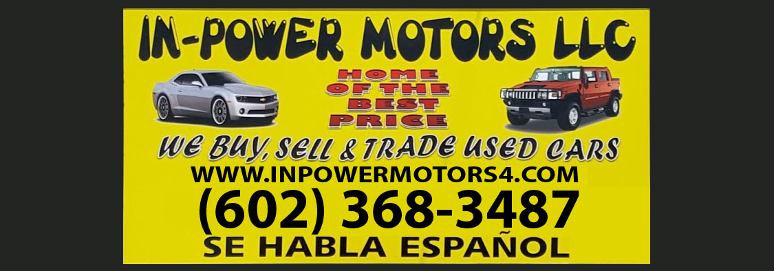 500 down used cars phoenix buy here pay here in power motors 4. Black Bedroom Furniture Sets. Home Design Ideas